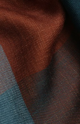Шарф из смеси шелка и льна | Фото №2