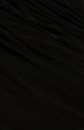 Мужской шарф из вискозы TRANSIT черного цвета, арт. SCAUTRK5001 | Фото 2