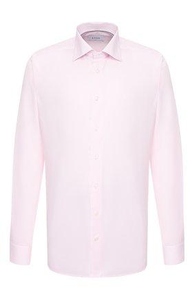 Мужская хлопковая сорочка ETON светло-розового цвета, арт. 1000 00631 | Фото 1