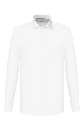 Мужская хлопковая сорочка ETON белого цвета, арт. 1000 00631   Фото 1