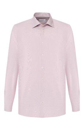 Мужская хлопковая сорочка ETON бордового цвета, арт. 1000 00561 | Фото 1