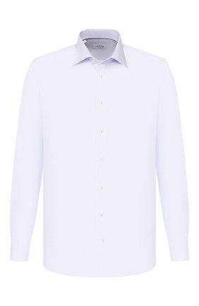 Мужская хлопковая сорочка ETON голубого цвета, арт. 1000 00561 | Фото 1