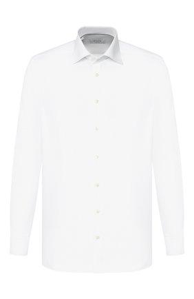 Мужская хлопковая сорочка ETON белого цвета, арт. 1000 00561   Фото 1