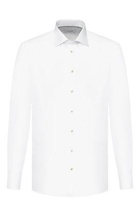 Мужская хлопковая сорочка ETON белого цвета, арт. 1000 00492   Фото 1