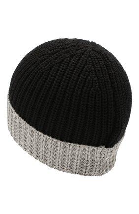 Детского шапка CALVIN KLEIN JEANS KIDS черного цвета, арт. C30C300053 | Фото 2