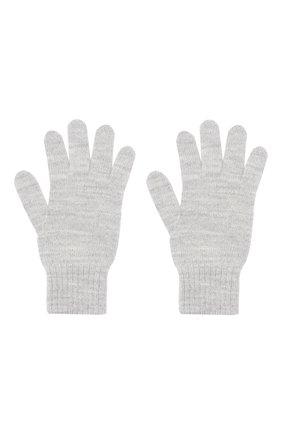 Детские перчатки feia CANOE светло-серого цвета, арт. 6800872.14 | Фото 2
