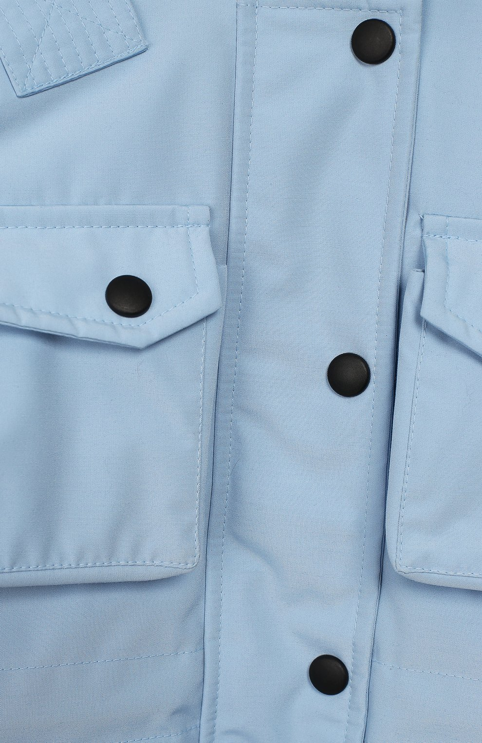 Детского пуховая куртка umka ARCTIC EXPLORER голубого цвета, арт. UMKA_SKY | Фото 3