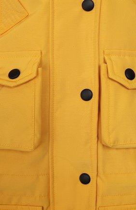 Пуховая куртка Umka | Фото №3