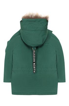 Пуховая куртка Mirok | Фото №2