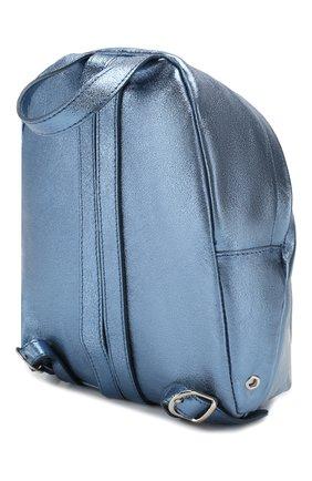 Детская рюкзак MONNALISA синего цвета, арт. 175004 | Фото 2