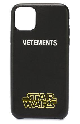 Чехол Star Wars x Vetements для iPhone 11 Pro Max | Фото №1