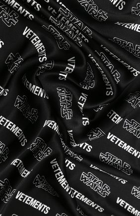 Шелковый платок Star Wars x Vetements | Фото №2
