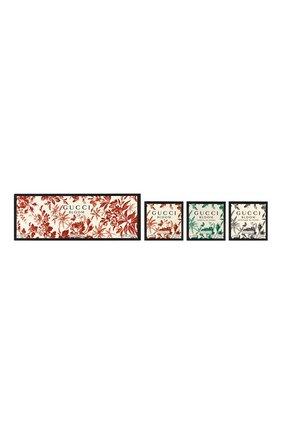 Мужского набор парфюмированного мыла gucci bloom GUCCI бесцветного цвета, арт. 3614227913196   Фото 1