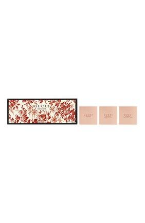 Мужского набор парфюмированного мыла gucci bloom GUCCI бесцветного цвета, арт. 3614227913196   Фото 2