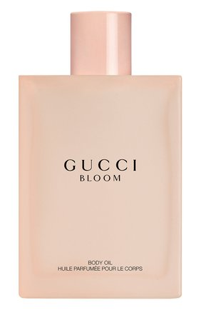 Женского масло для тела gucci bloom GUCCI бесцветного цвета, арт. 3614225306969 | Фото 1