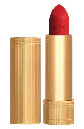Матовая губная помада, оттенок 500 Odalie red | Фото №1