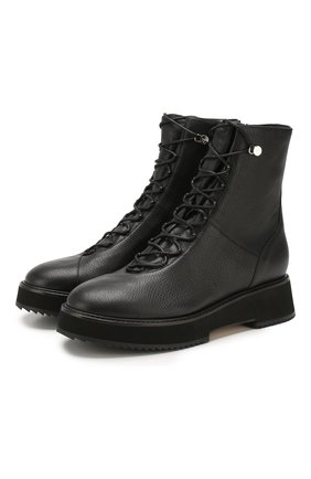 Кожаные ботинки Haysley   Фото №1