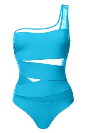 Женский слитный купальник NATAYAKIM бирюзового цвета, арт. NY-017/19S   Фото 1