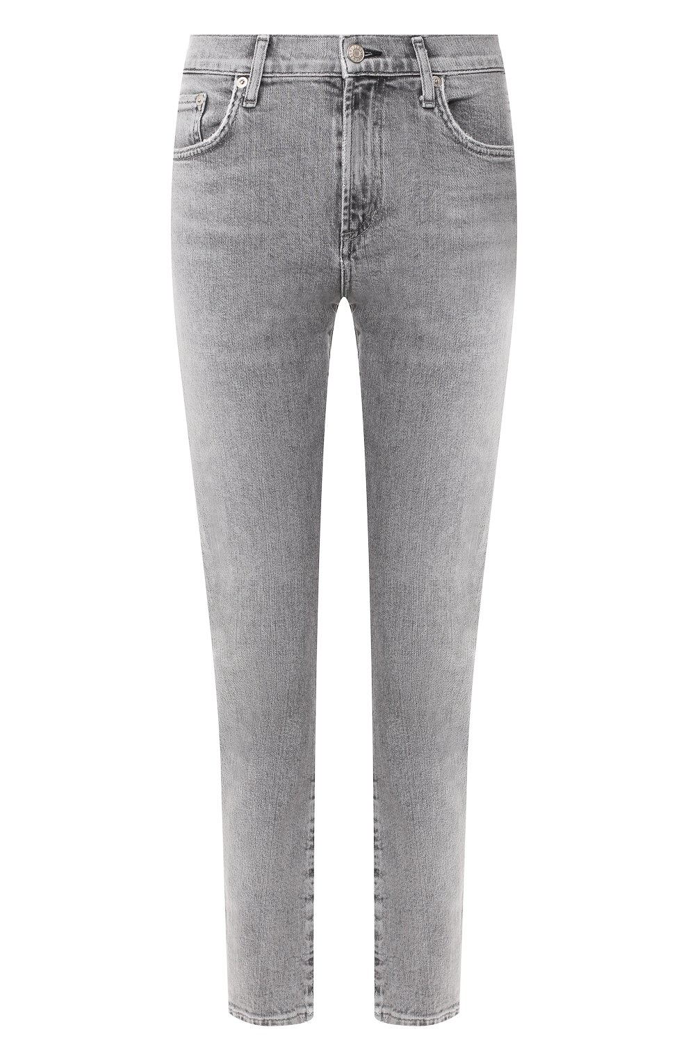 Женские джинсы AGOLDE серого цвета, арт. A133-1138 | Фото 1