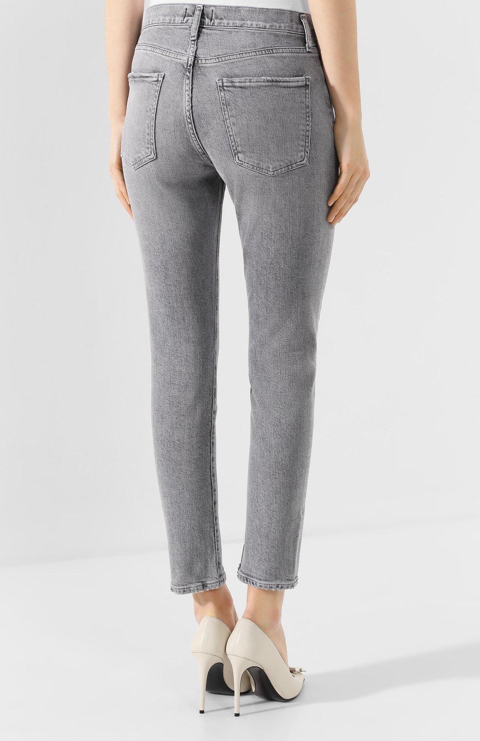 Женские джинсы AGOLDE серого цвета, арт. A133-1138 | Фото 4