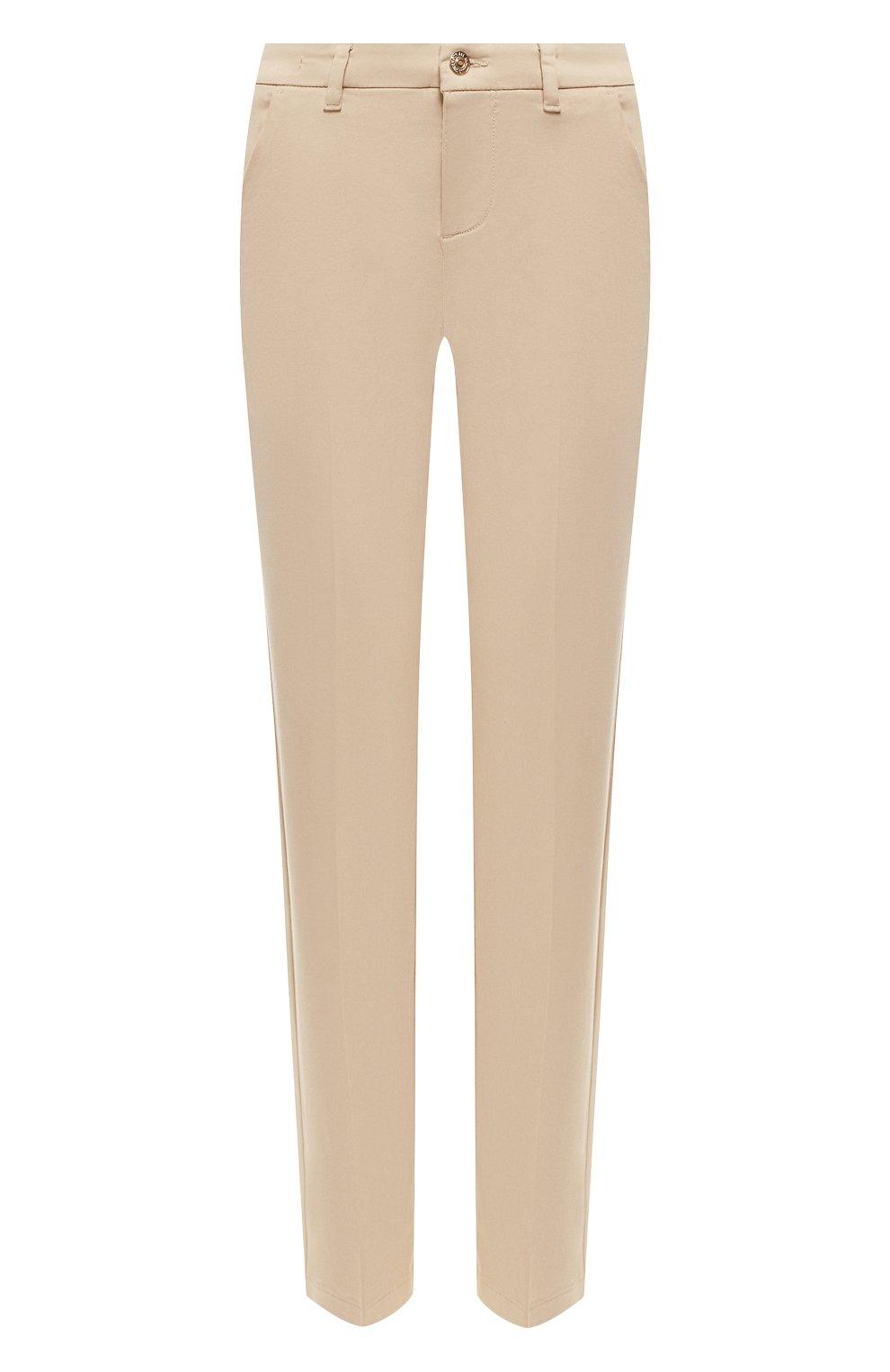 Женские брюки 7 FOR ALL MANKIND бежевого цвета, арт. JSL4V600BG | Фото 1