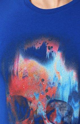 Хлопковая футболка | Фото №5