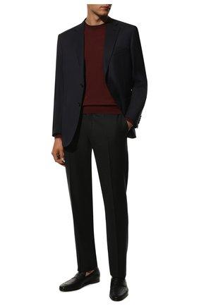 Мужские кожаные пенни-лоферы BARRETT черного цвета, арт. 131U016.3/CERV0 ACC. F0.45312 | Фото 2