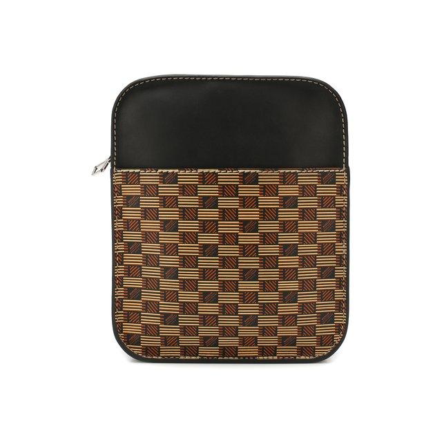 Кожаная сумка-планшет Moreau
