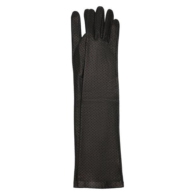 Кожаные перчатки Acne Studios