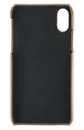 Мужской чехол для iphone x/xs CHLOÉ бежевого цвета, арт. CHC19AD737B29 | Фото 2
