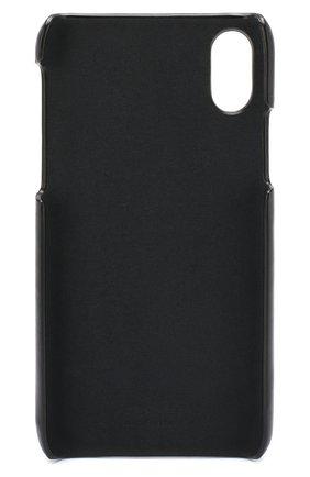 Мужской чехол для iphone x/xs CHLOÉ темно-синего цвета, арт. CHC19AD737B29 | Фото 2