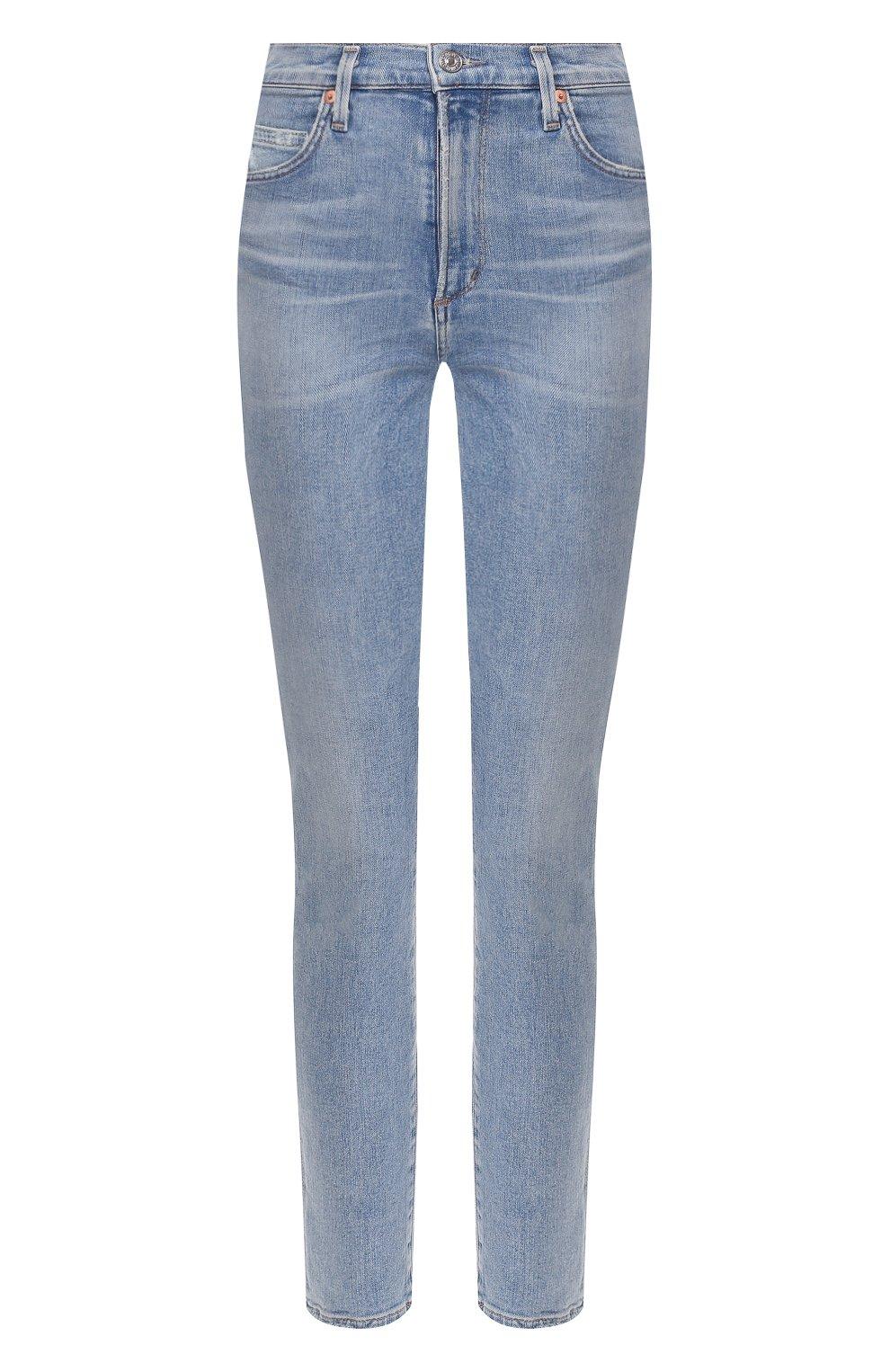 Женские джинсы CITIZENS OF HUMANITY голубого цвета, арт. 1611B-1152 | Фото 1