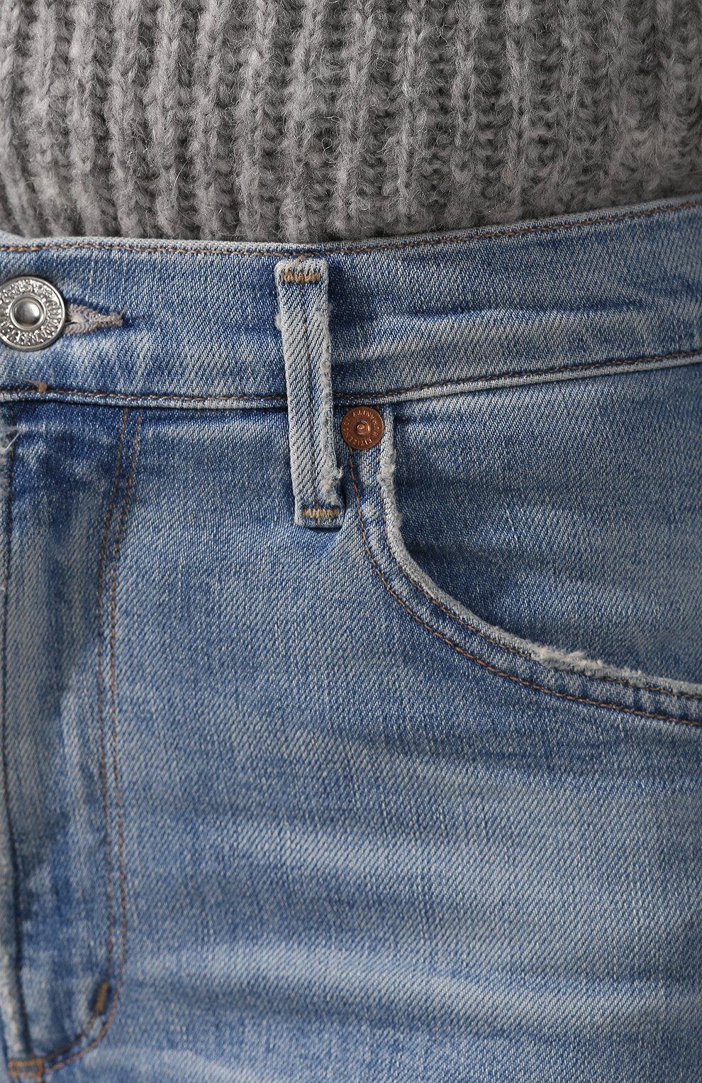Женские джинсы CITIZENS OF HUMANITY голубого цвета, арт. 1611B-1152 | Фото 5
