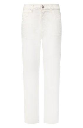Женские джинсы CITIZENS OF HUMANITY белого цвета, арт. 1801-1185 | Фото 1