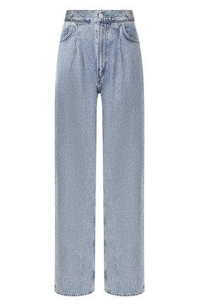 Женские джинсы AGOLDE голубого цвета, арт. A138-1139   Фото 1