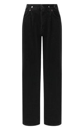 Женские джинсы AGOLDE серого цвета, арт. A138-1157   Фото 1