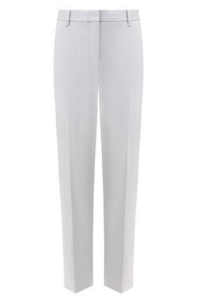 Женские брюки со стрелками THEORY голубого цвета, арт. J0709220 | Фото 1