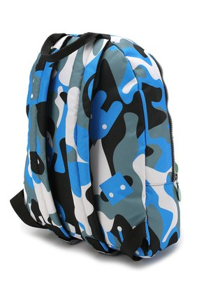 Детская рюкзак MUMOFSIX голубого цвета, арт. MOSFW19BP_01 | Фото 2