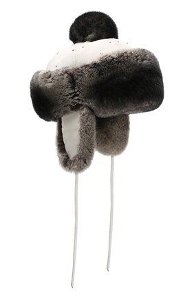 Шапка-ушанка Snowman   Фото №1