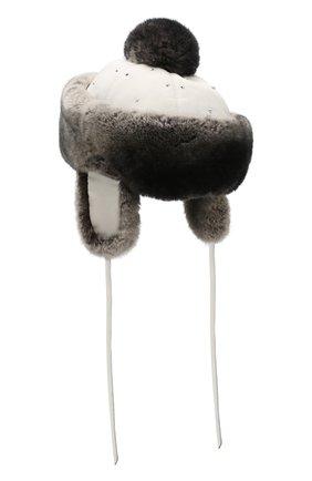 Шапка-ушанка Snowman   Фото №2