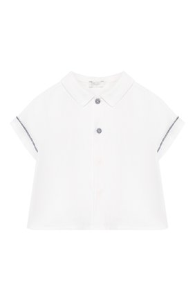 Комплект из рубашки и шорт | Фото №2