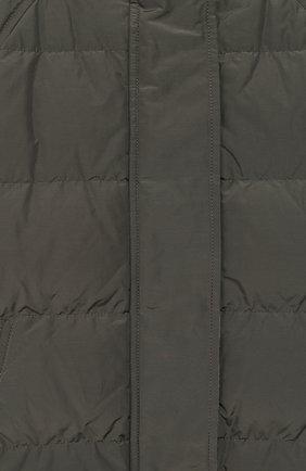 Двусторонняя пуховая куртка   Фото №3