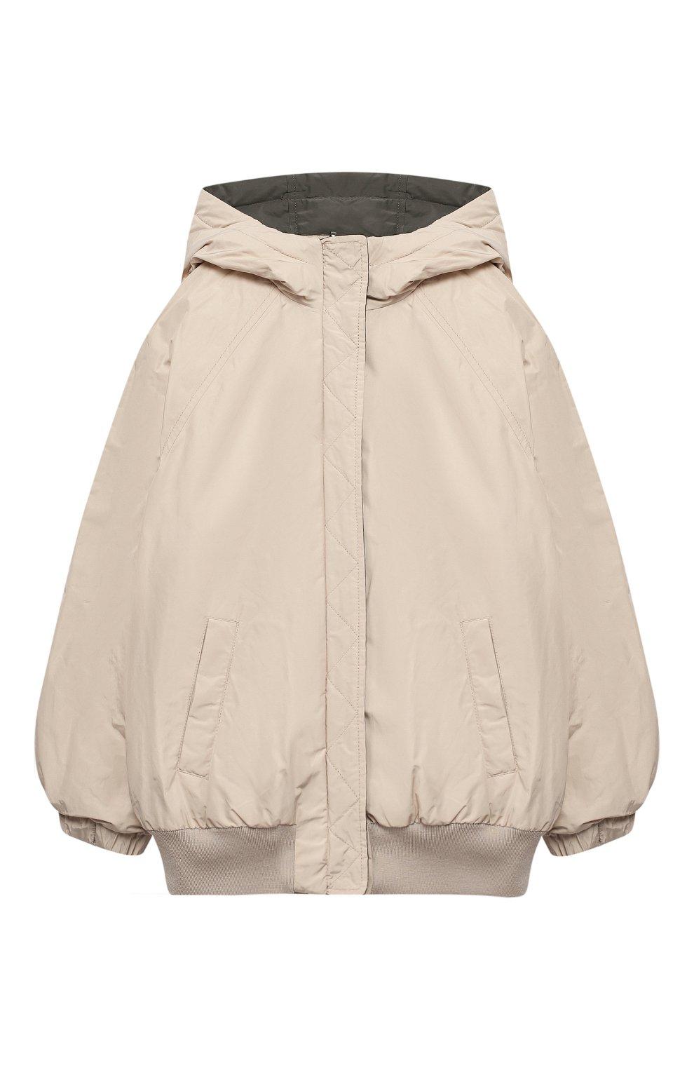 Двусторонняя пуховая куртка   Фото №4