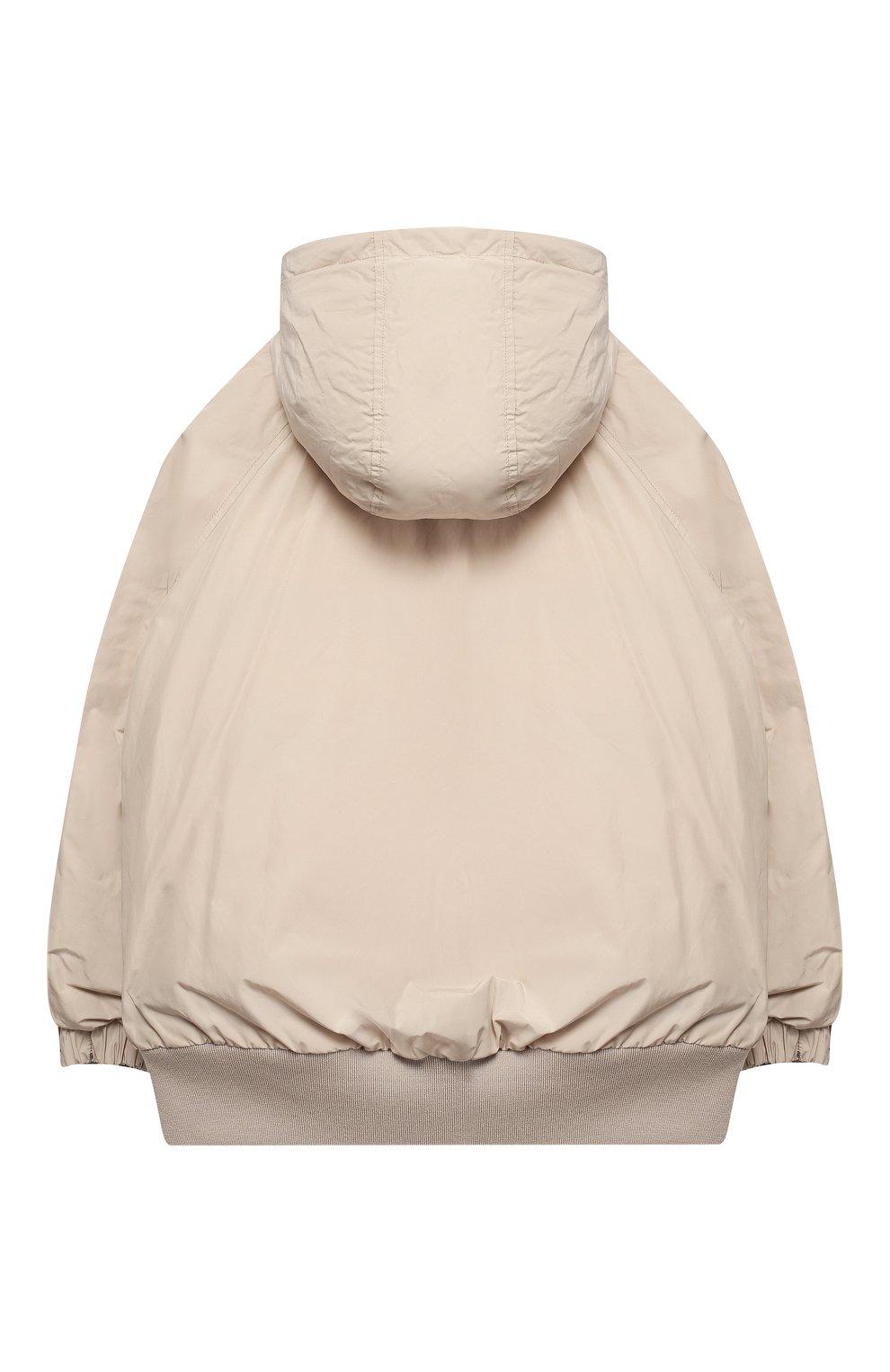 Двусторонняя пуховая куртка   Фото №5