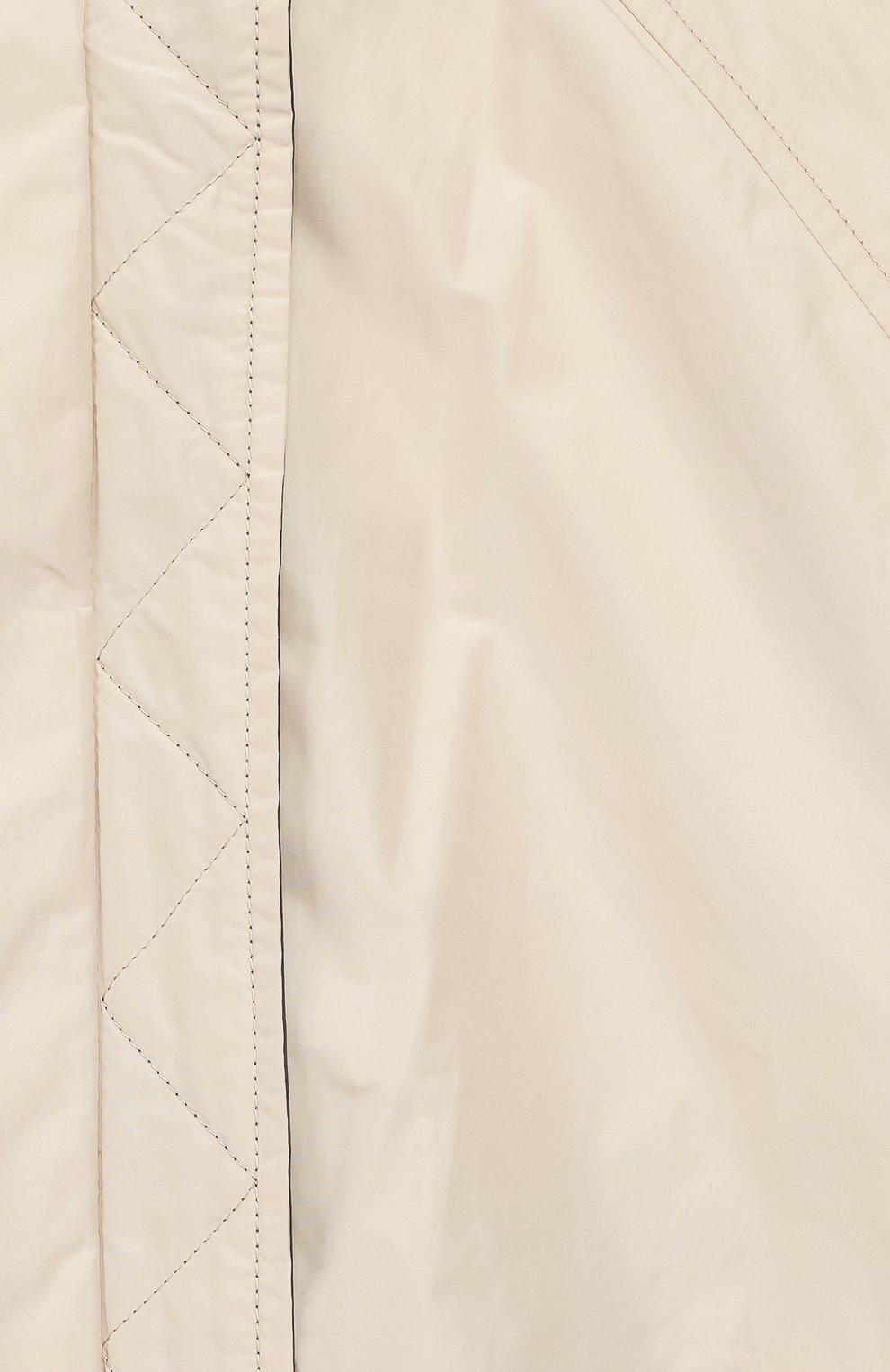 Двусторонняя пуховая куртка | Фото №6