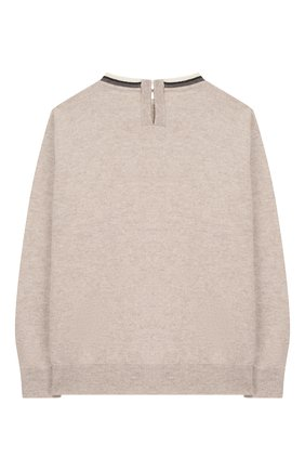 Кашемировый пуловер   Фото №2