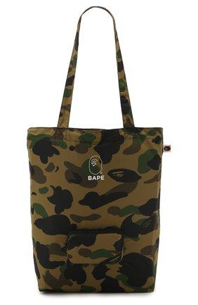 Текстильная сумка-шоппер | Фото №1