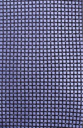 Мужской шелковый галстук CANALI фиолетового цвета, арт. 18/HJ02614 | Фото 3