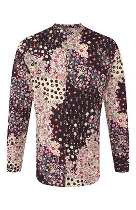 Мужская хлопковая рубашка DSQUARED2 разноцветного цвета, арт. S74DM0404/S52656 | Фото 1