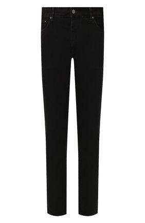 Мужские джинсы PALM ANGELS черного цвета, арт. PMYA012R205620017601 | Фото 1